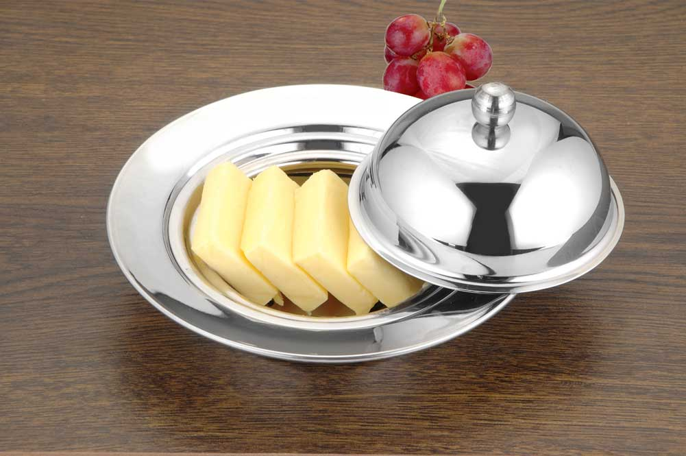 Round Butter  Dish