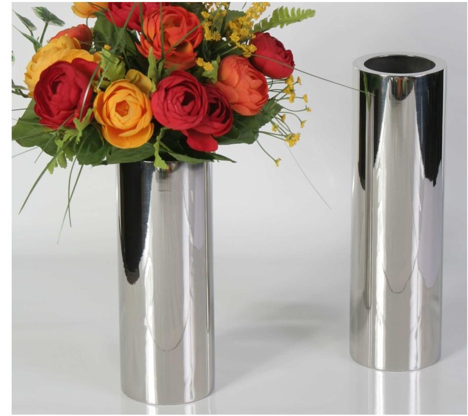 Round Tower Flower Vase