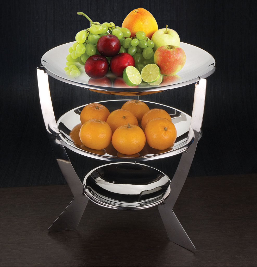 Typho Fruits and Cookies Stand – 3 Tier