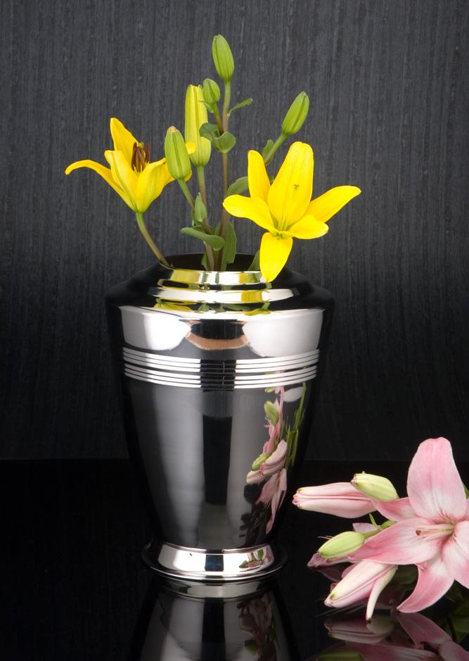 Maple Flower Vase