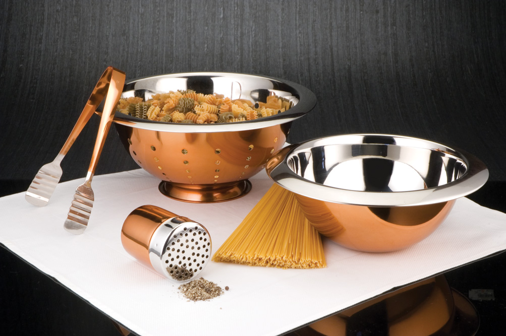Pasta set Copper
