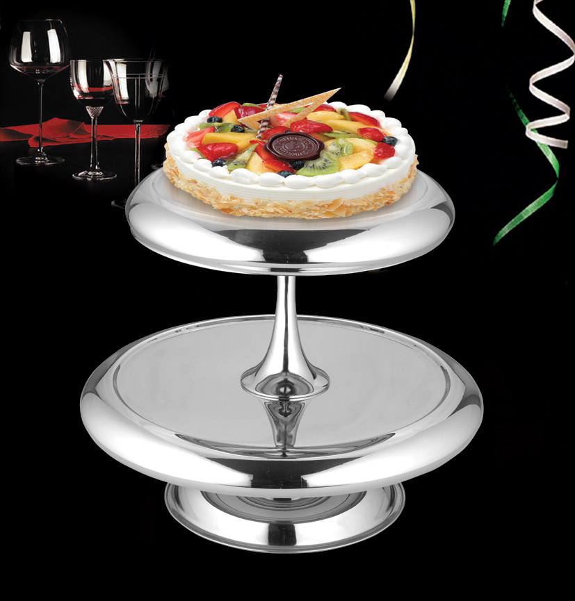 Cake Stand Two Tiar