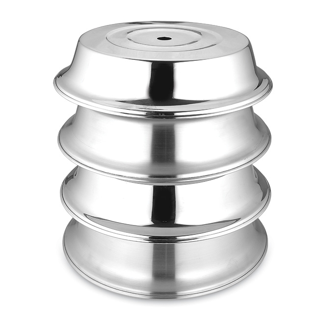 Round food cover