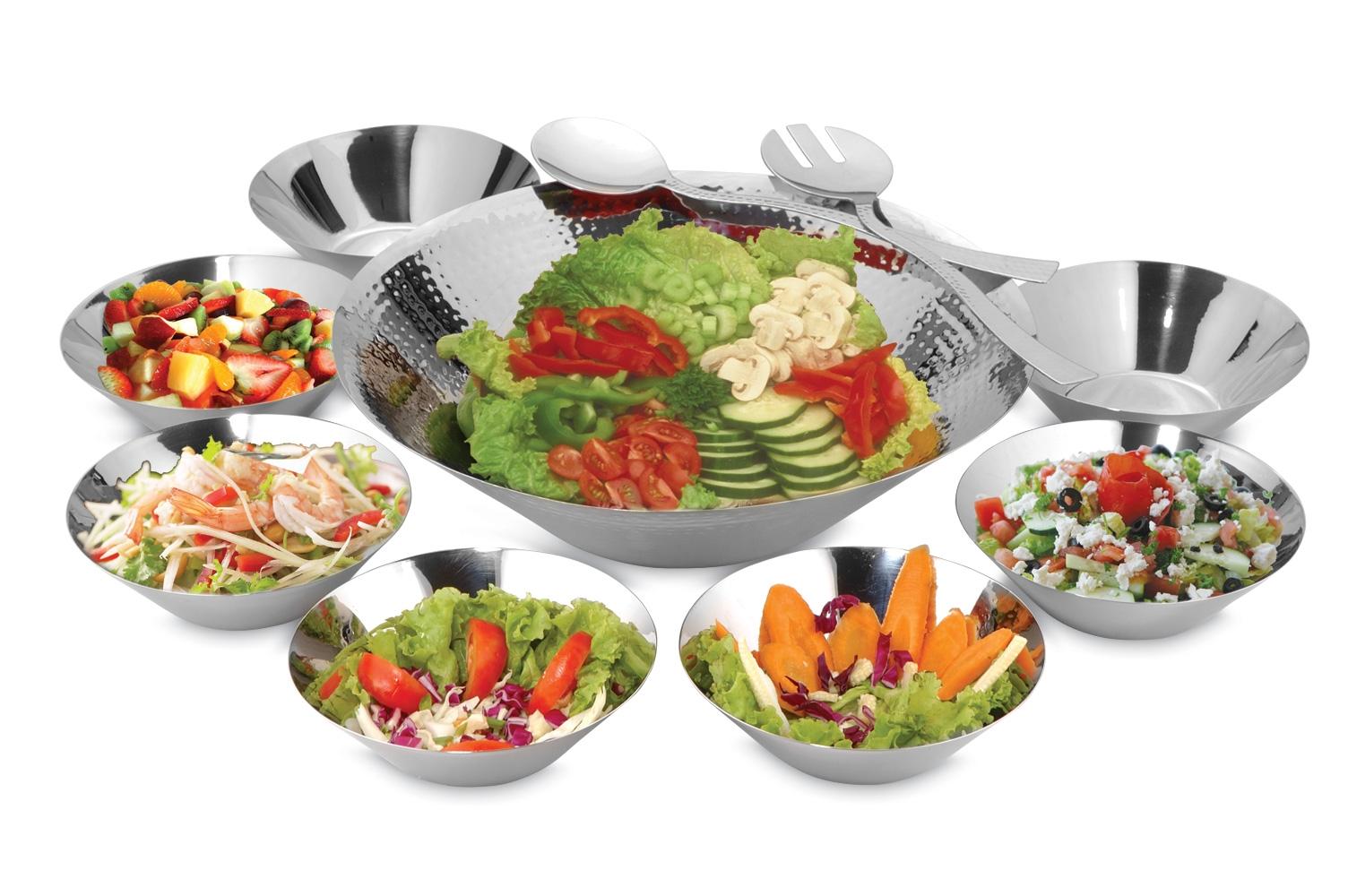 Remington salad set